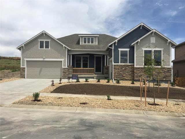 18247 W 95th Avenue, Arvada, CO 80007 (#2364076) :: The DeGrood Team
