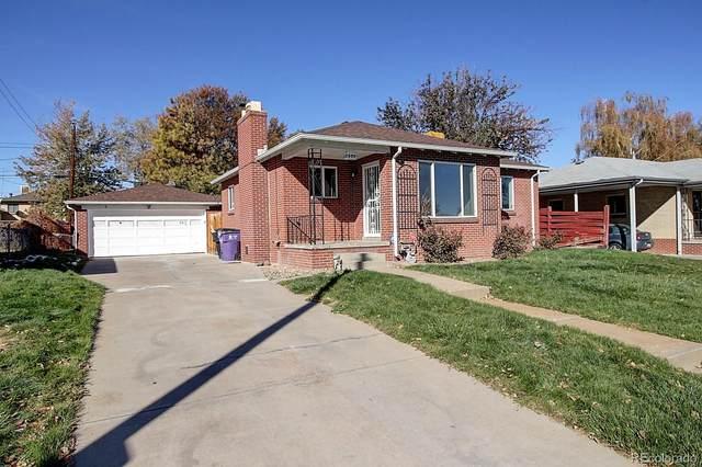 2569 S Utica Street, Denver, CO 80219 (MLS #2366735) :: The Sam Biller Home Team