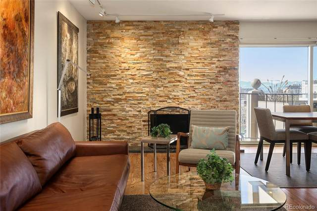 700 N Washington Street #901, Denver, CO 80203 (#2366962) :: Berkshire Hathaway HomeServices Innovative Real Estate