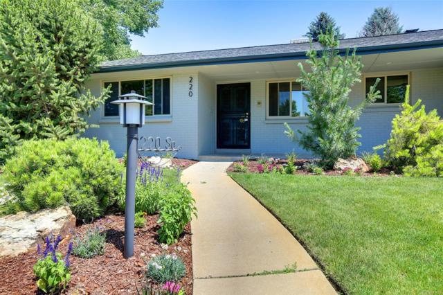 220 S Krameria Street, Denver, CO 80224 (#2370587) :: Arnie Stein Team | RE/MAX Masters Millennium