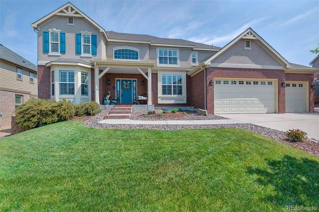 173 Crosshaven Place, Castle Rock, CO 80104 (#2371491) :: Berkshire Hathaway HomeServices Innovative Real Estate