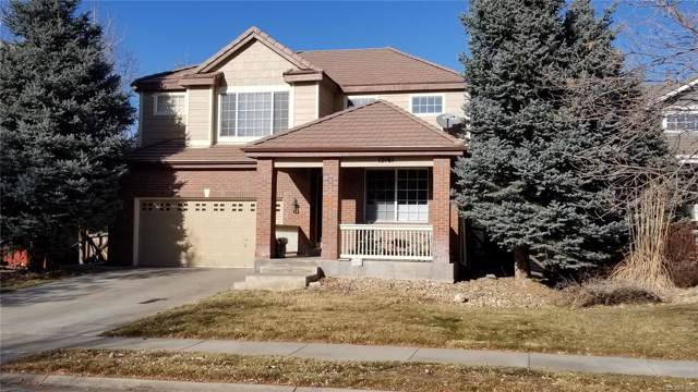 15161 E 117th Avenue, Commerce City, CO 80603 (#2371804) :: The HomeSmiths Team - Keller Williams