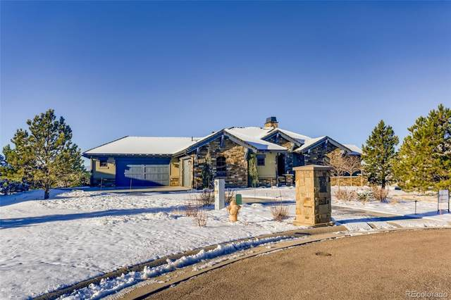 8802 Eagle Moon Way, Parker, CO 80134 (MLS #2375138) :: The Sam Biller Home Team