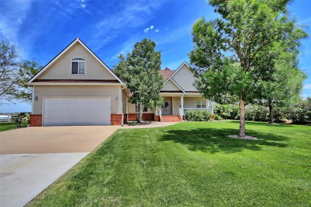 20309 County Road 74, Eaton, CO 80615 (MLS #2375175) :: Keller Williams Realty