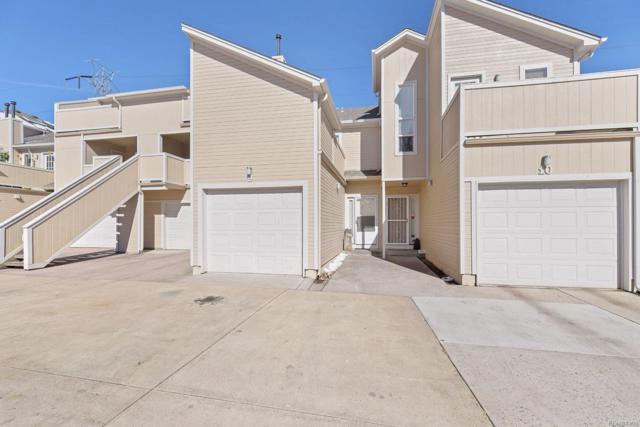5081 Garrison Street #9, Wheat Ridge, CO 80033 (#2379342) :: My Home Team