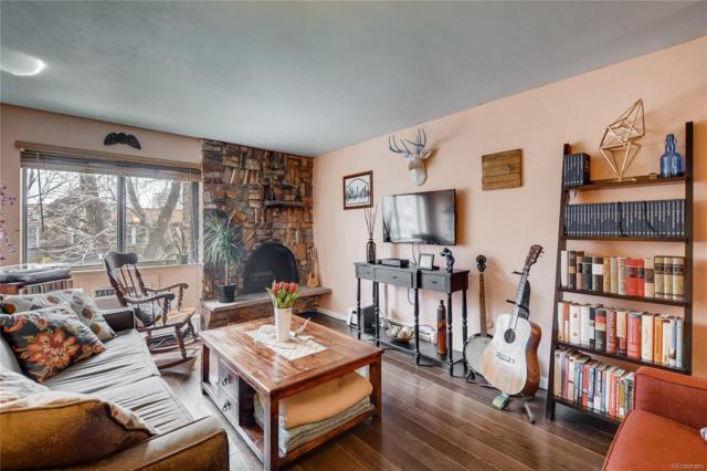 1008 N Corona Street #307, Denver, CO 80218 (#2381626) :: 5281 Exclusive Homes Realty