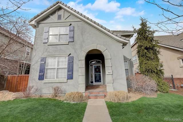 7603 E 8th Place, Denver, CO 80230 (#2390255) :: The DeGrood Team
