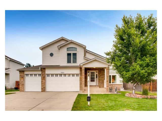 5990 Dunraven Court, Golden, CO 80403 (MLS #2391254) :: 8z Real Estate