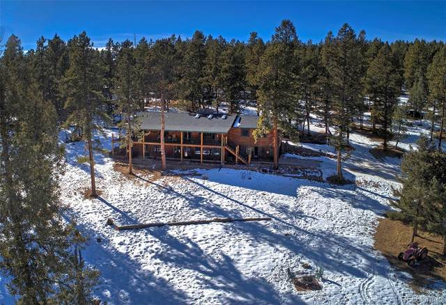 325 Road D, Pine, CO 80470 (#2391444) :: The Healey Group