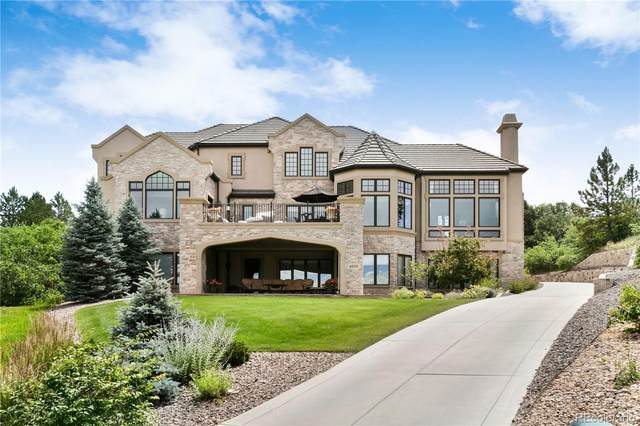 4692 Silver Pine Drive, Castle Rock, CO 80108 (#2392561) :: James Crocker Team
