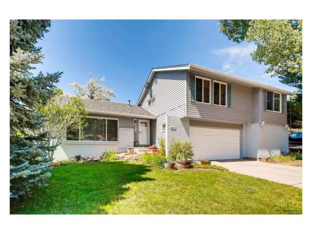 6627 S Heritage Place, Centennial, CO 80111 (MLS #2392763) :: 8z Real Estate