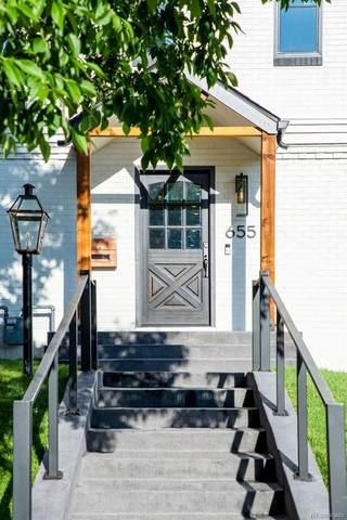 655 Jersey Street, Denver, CO 80220 (#2393400) :: West + Main Homes
