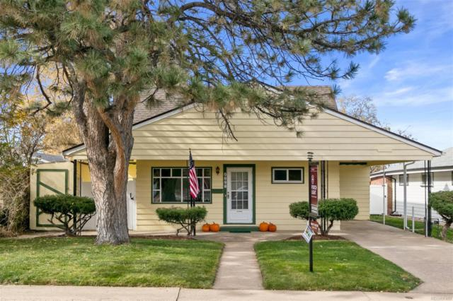 4287 S Cherokee Street, Englewood, CO 80110 (#2394231) :: Bring Home Denver