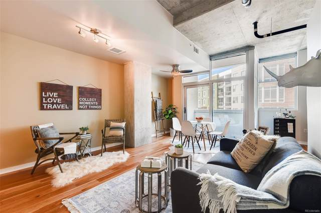1700 Bassett Street #508, Denver, CO 80202 (#2394479) :: True Performance Real Estate