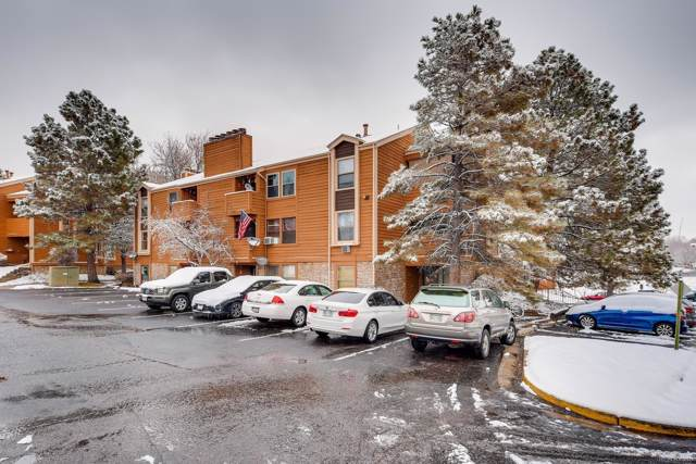 4285 S Salida Way #12, Aurora, CO 80013 (#2394845) :: Bring Home Denver with Keller Williams Downtown Realty LLC