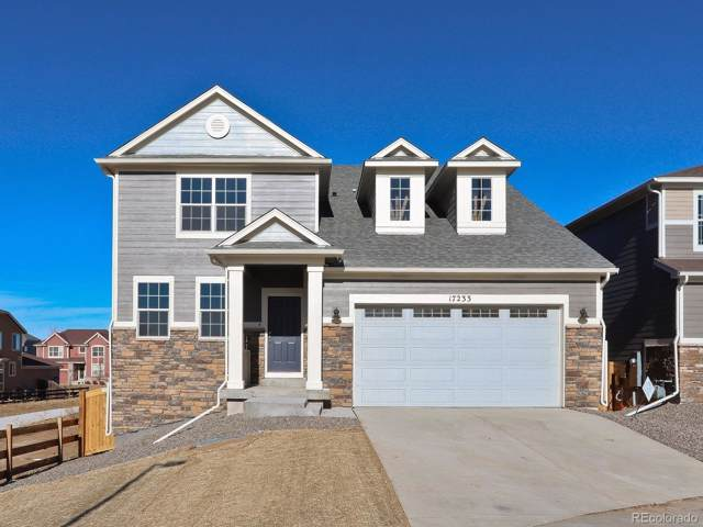 17233 Bluetrail Avenue, Parker, CO 80134 (#2396882) :: Bring Home Denver with Keller Williams Downtown Realty LLC