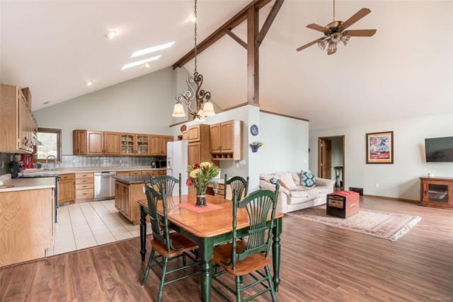 30382 Kings Valley E, Conifer, CO 80433 (#2399227) :: The Griffith Home Team