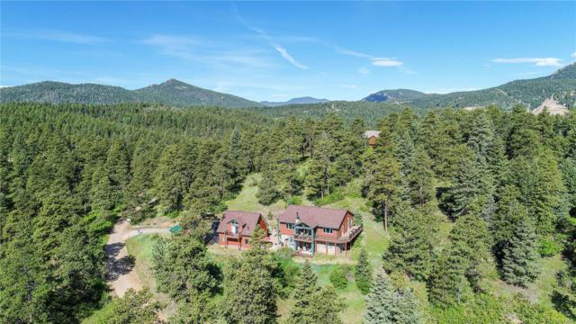 9309 Yegge Road, Morrison, CO 80465 (#2401839) :: The Galo Garrido Group