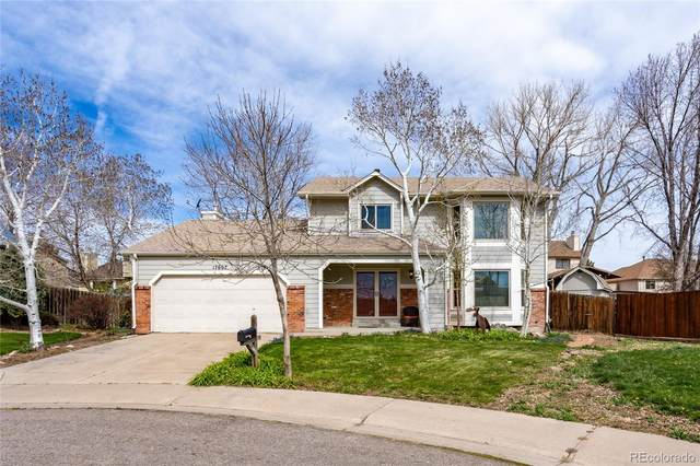 17607 E Girard Place, Aurora, CO 80013 (#2405706) :: The Dixon Group