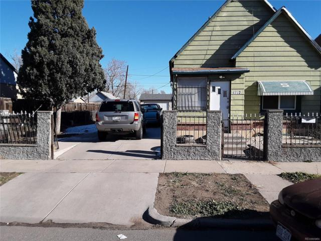 4722 Josephine Street, Denver, CO 80216 (#2407602) :: The Heyl Group at Keller Williams