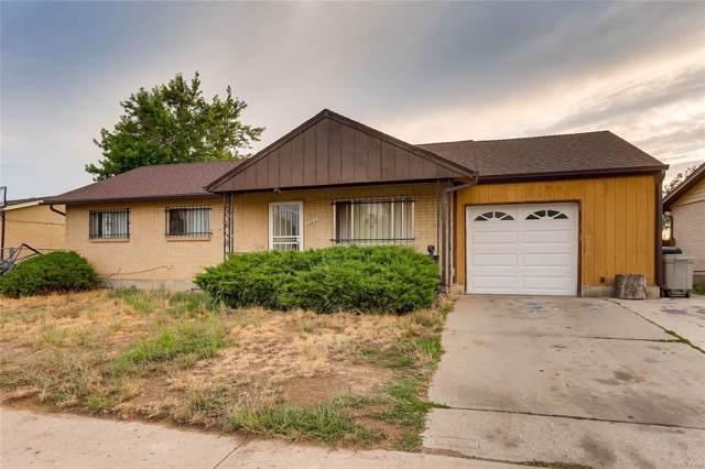 5383 Elkhart Street, Denver, CO 80239 (MLS #2409721) :: 8z Real Estate