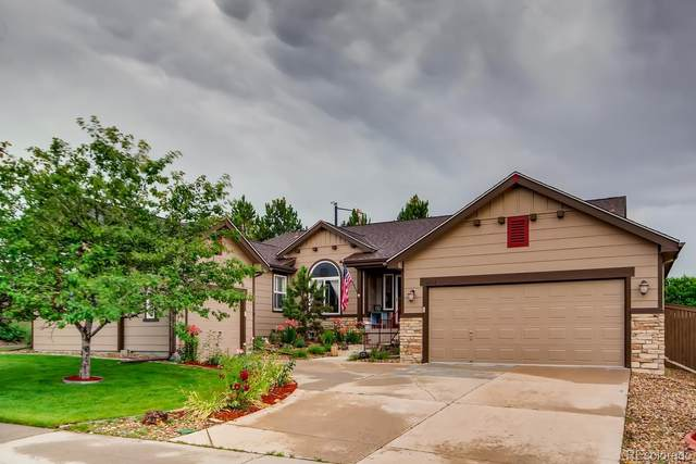 2632 Timberchase Pointe, Highlands Ranch, CO 80126 (#2410278) :: The Gilbert Group