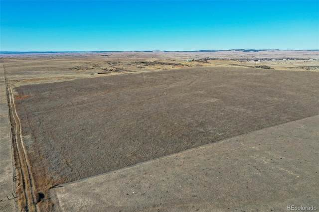 Scott Road, Calhan, CO 80808 (MLS #2414936) :: Re/Max Alliance