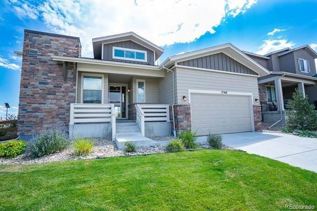 17360 W 94 Drive, Arvada, CO 80007 (MLS #2417822) :: 8z Real Estate