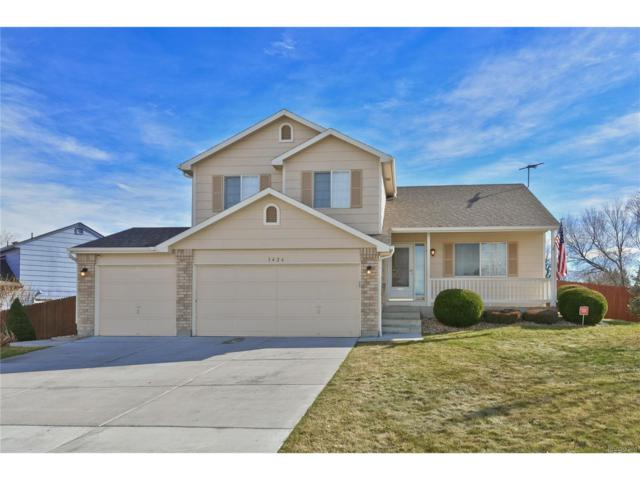 1426 Cedarwood Drive, Longmont, CO 80504 (MLS #2419337) :: 8z Real Estate