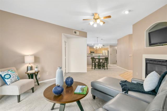8603 E Dry Creek Road #213, Centennial, CO 80112 (MLS #2419352) :: Kittle Real Estate