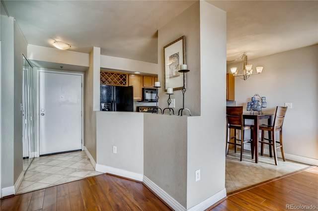601 W 11th Avenue #417, Denver, CO 80204 (#2421701) :: iHomes Colorado