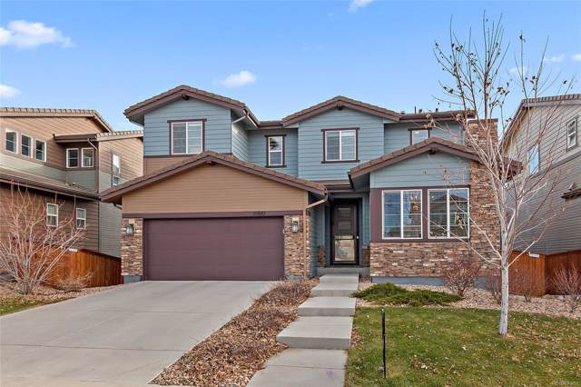 10943 Touchstone Loop, Parker, CO 80134 (MLS #2421887) :: Bliss Realty Group