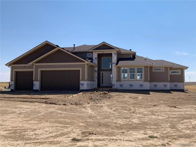 39170 E 147th Court, Keenesburg, CO 80643 (MLS #2431928) :: Bliss Realty Group