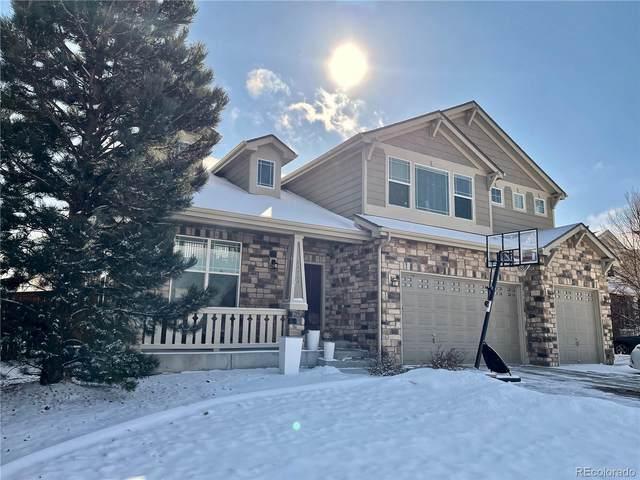 24764 E Crestline Place, Aurora, CO 80016 (#2436362) :: The Scott Futa Home Team