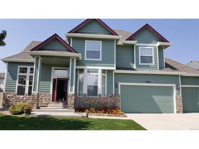 10633 Clarke Farms Drive, Parker, CO 80134 (MLS #2437080) :: 8z Real Estate