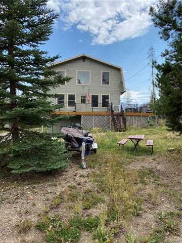 874 County Road 4980, Grand Lake, CO 80447 (#2439217) :: Own-Sweethome Team