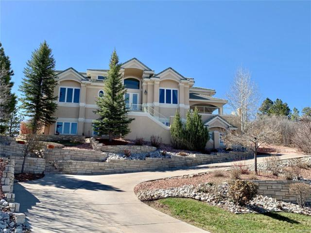 228 Emerald Drive, Castle Rock, CO 80104 (#2440115) :: The HomeSmiths Team - Keller Williams