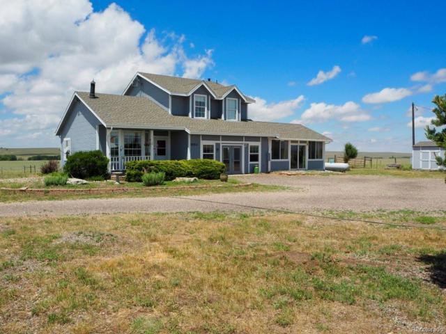 38311 Comanche Creek Road, Kiowa, CO 80117 (#2440757) :: Structure CO Group