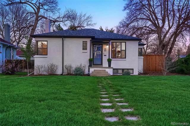 2080 S Saint Paul Street, Denver, CO 80210 (#2444214) :: Mile High Luxury Real Estate