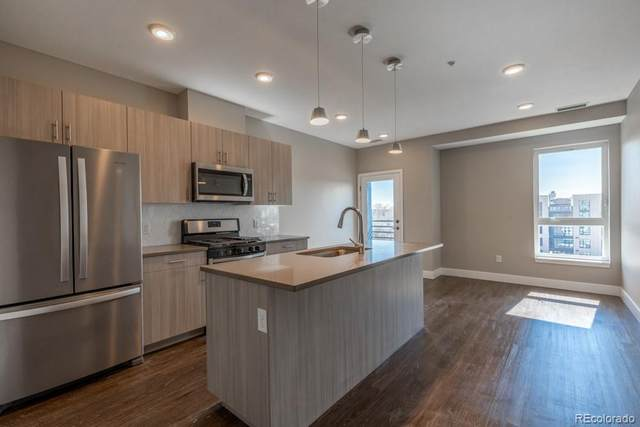 2374 S University Boulevard #404, Denver, CO 80210 (MLS #2445758) :: 8z Real Estate