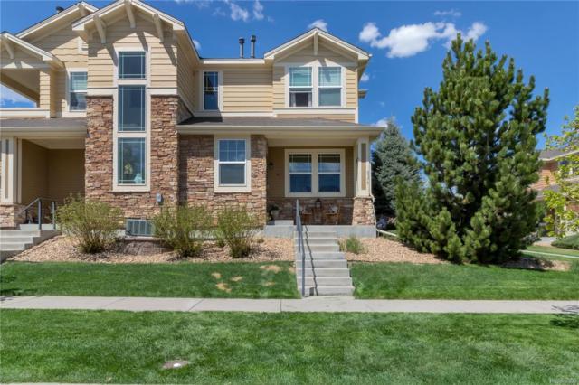 8379 Flora Street B, Arvada, CO 80005 (MLS #2446592) :: 8z Real Estate