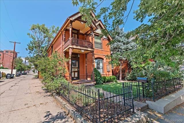 2117 W 28th Avenue, Denver, CO 80211 (MLS #2448598) :: 8z Real Estate
