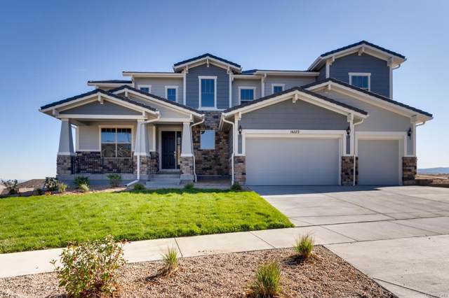 16272 W 95th Lane, Arvada, CO 80007 (MLS #2451553) :: Bliss Realty Group
