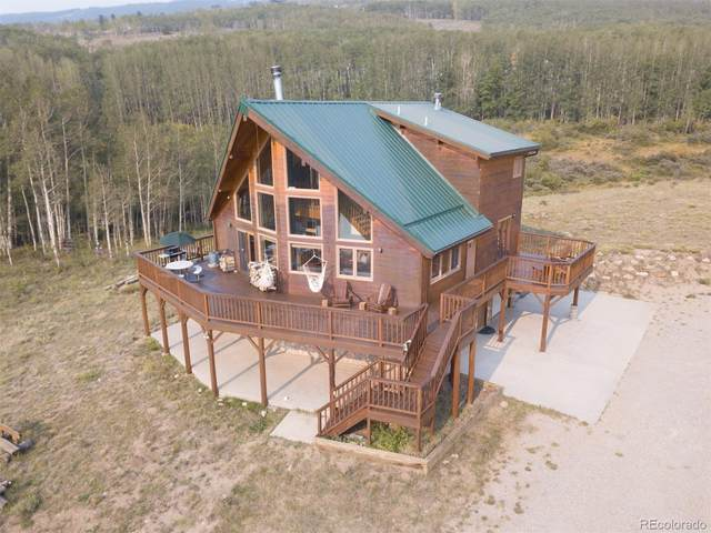 652 Cave Creek Road, Fairplay, CO 80440 (MLS #2451951) :: 8z Real Estate