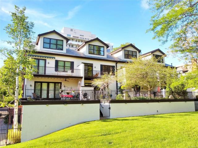 1290 N High Street C, Denver, CO 80218 (MLS #2455180) :: 8z Real Estate