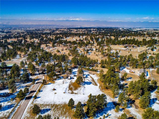 N Pine Cone Road, Parker, CO 80138 (#2459004) :: The DeGrood Team