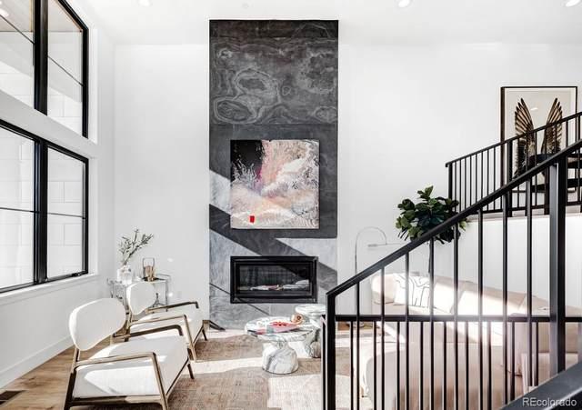 838 N Ash Street #3, Denver, CO 80220 (#2459513) :: The Colorado Foothills Team | Berkshire Hathaway Elevated Living Real Estate