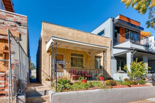 3649 Lipan Street, Denver, CO 80211 (#2461103) :: The Heyl Group at Keller Williams
