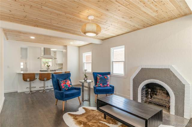 2160 S Logan Street, Denver, CO 80210 (MLS #2463274) :: 8z Real Estate