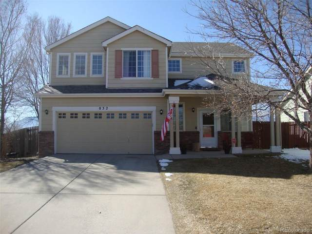 832 Prairie Star Circle, Colorado Springs, CO 80916 (MLS #2464462) :: 8z Real Estate